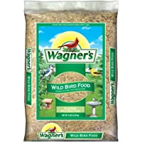 Wagner's 52001 Classic Blend Wild Bird Food, 5-Pound Bag
