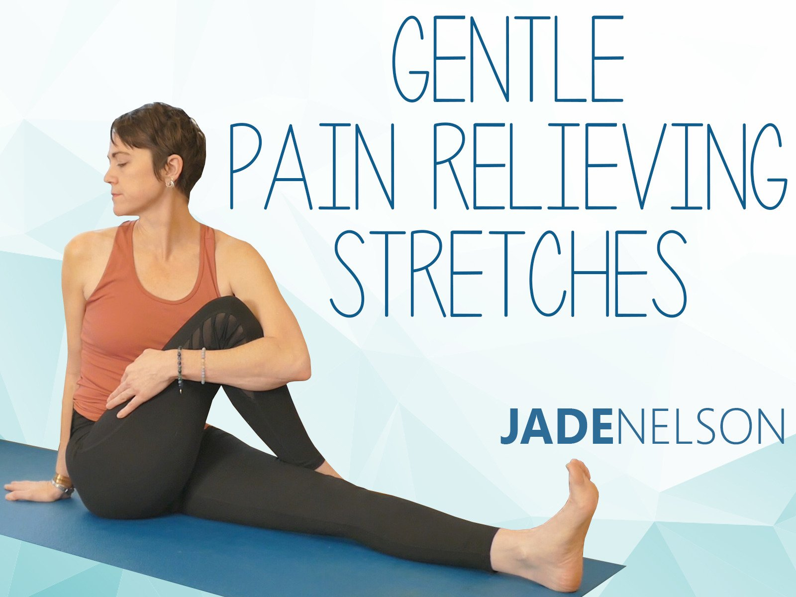 Gentle Pain Relieving Stretches on Amazon Prime Video UK