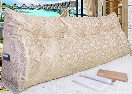 Letto Con Schienale Morbido : Cuscino di seta di ghiaccio cuscino triangolo letto morbido letto