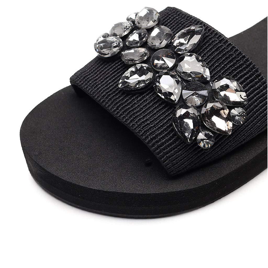 Darringls_Sandalias de Primavera Mujer,Zapatillas Cinturón de Cruz Verano Peep Toe Mujer Botas Sandalias de Playa Casual: Amazon.es: Ropa y accesorios