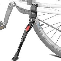 XiDe Universele fietsstandaard MTB achterbouw zijstandaard voor 22-27 inch fiets standaard achterbouwstandaard