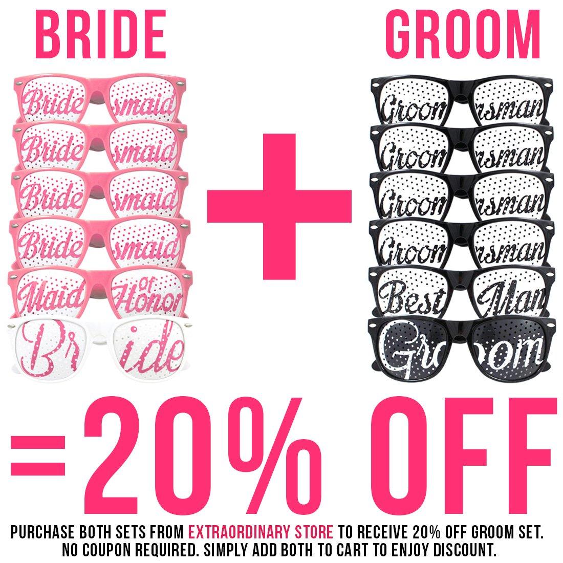 Amazon.com: Bridal Bachelorette Party Favors - Wedding Kit - Bride ...