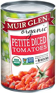 product image for Muir Glen Organic Diced Tomatoes (12x14.5Oz)