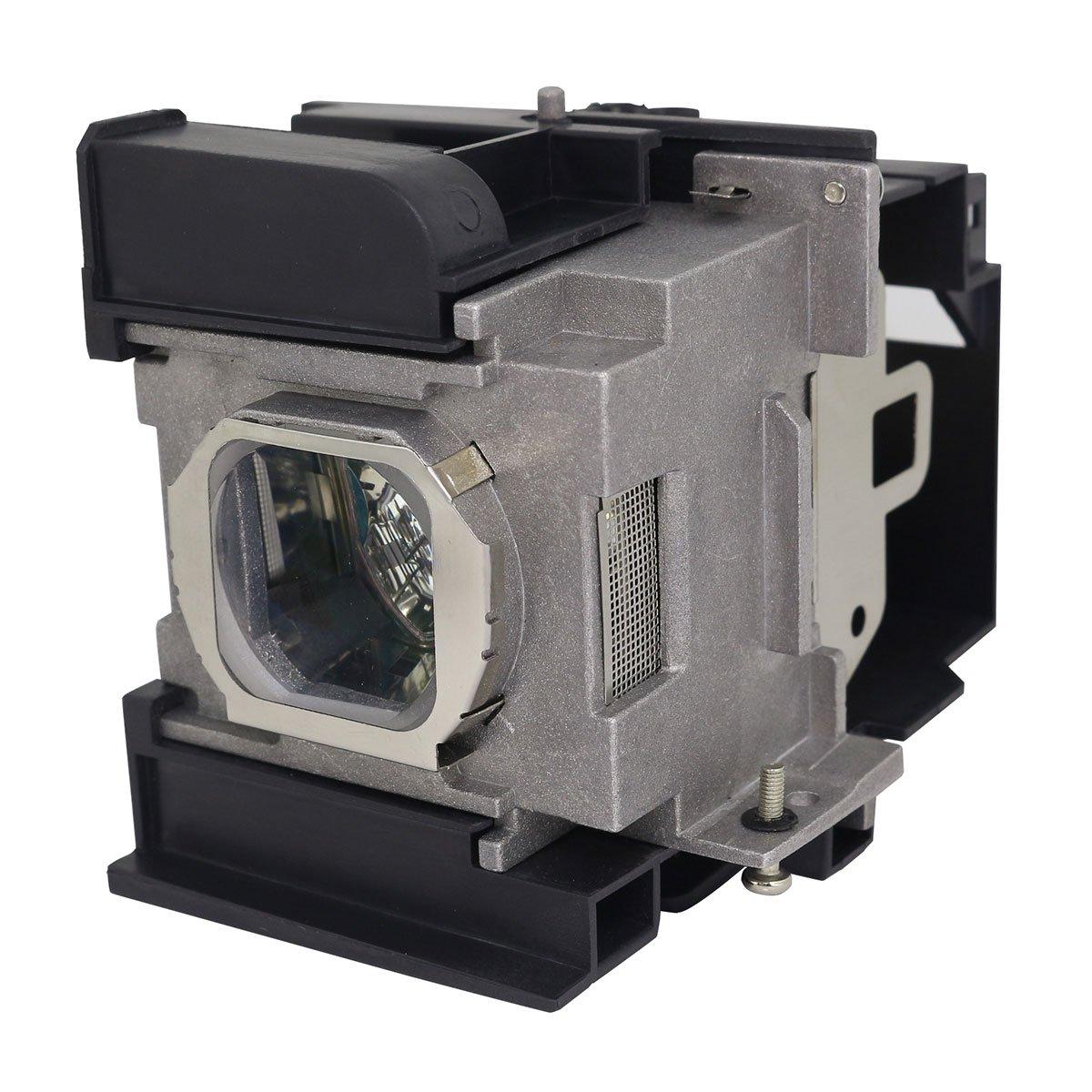 Lutema Platinum for Panasonic PT-AR100 Projector Lamp with Housing (Original Philips Bulb Inside)