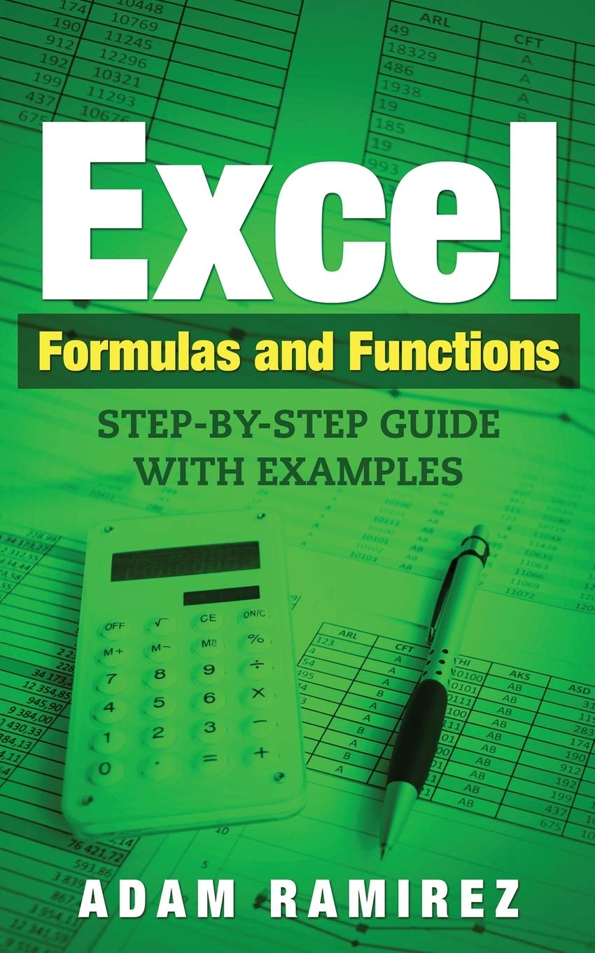 Excel Formulas and Functions Step By Step Guide with Examples ...