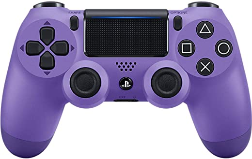 Sony DualShock 4 Wireless Controller- For Playstaion 4 - Electric Purple