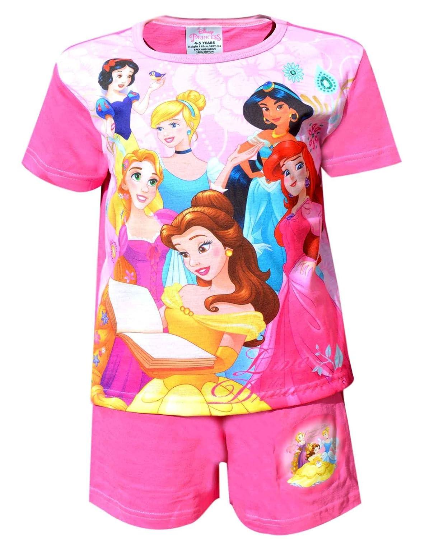70e81e758f Amazon.com  Disney Princess Girls Pajamas  Clothing