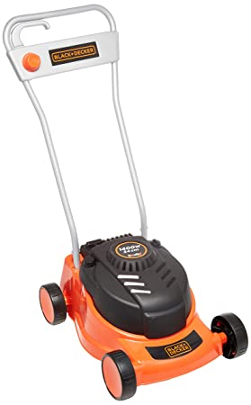 Smoby 7600360159 – Black + Decker Cortacésped