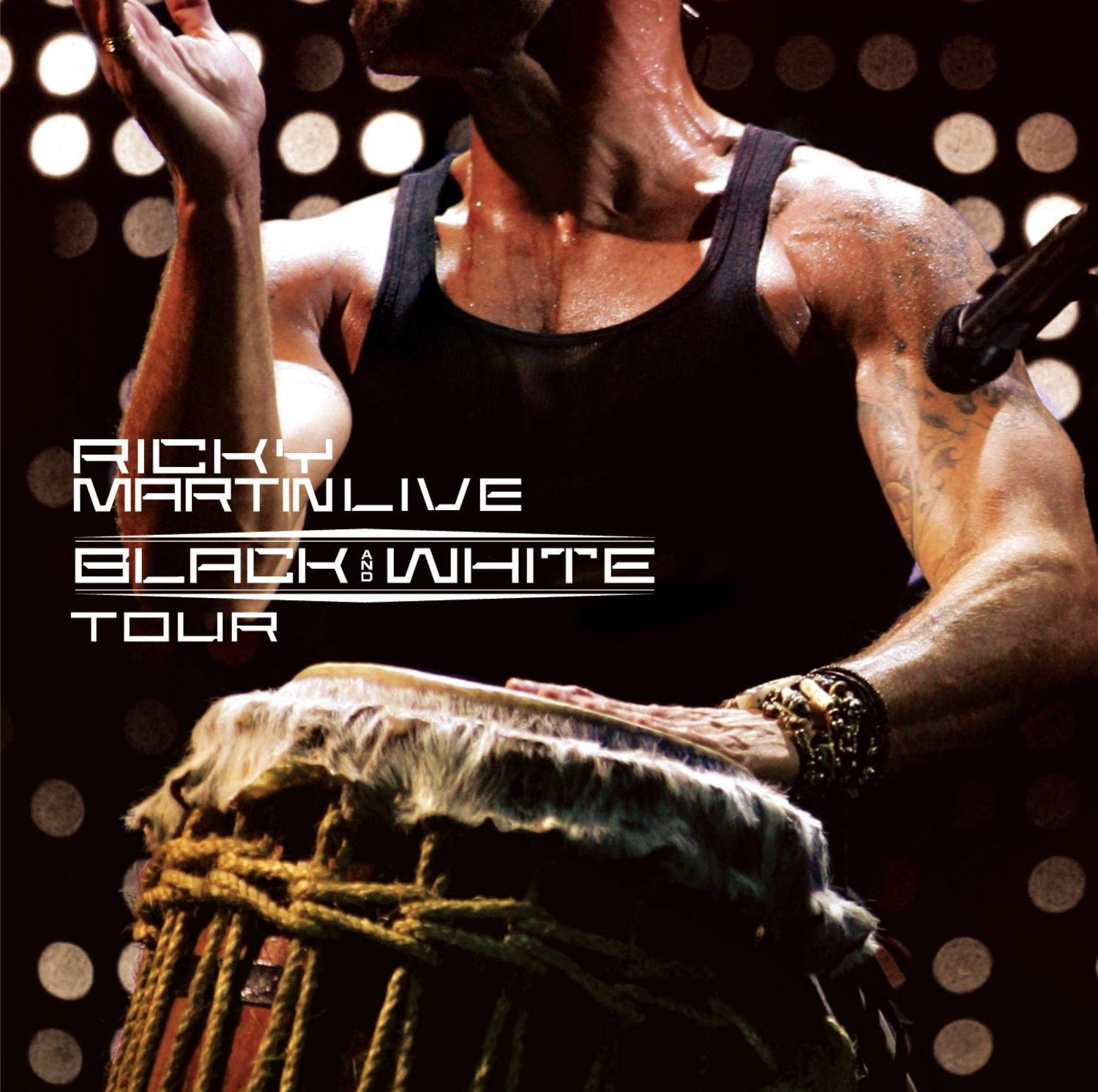 Ricky Martin...Live Black & White Tour by Fuego