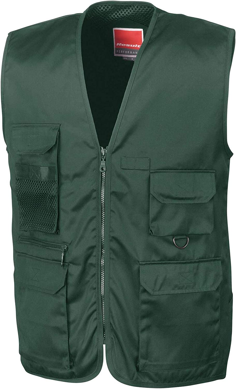 Result Work-Guard Adventure Safari Waistcoat