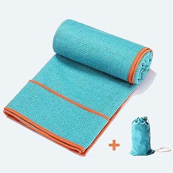Antideslizante Yoga Mat --- Gel De Sílice Toalla De Tienda ...