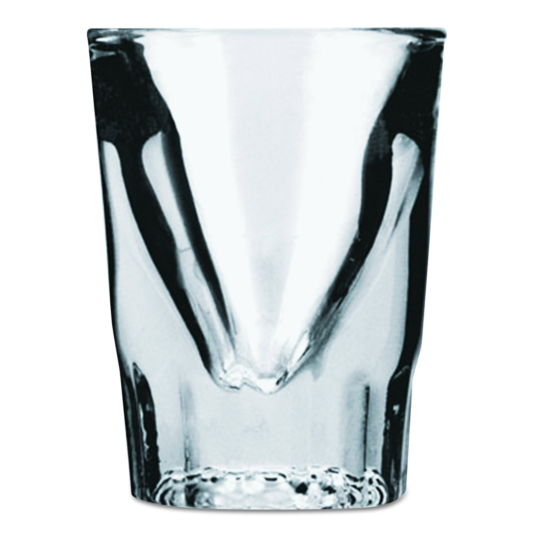 Anchor Hocking 5281U 2-1/4 Inch Diameter x 2-7/8 Inch Height, 1.5-Ounce Whiskey Shooter Glass (Case of 48)