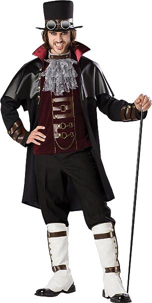 InCharacter Costumes Boys Steampunk Vampire Costume