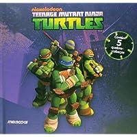 Histórias Divertidas: Teenage Mutant Ninja Turtles