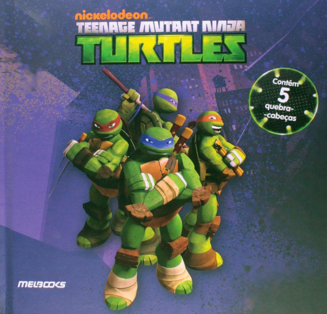 Teenage Mutant Ninja Turtles - Coleção Histórias Divertidas ...