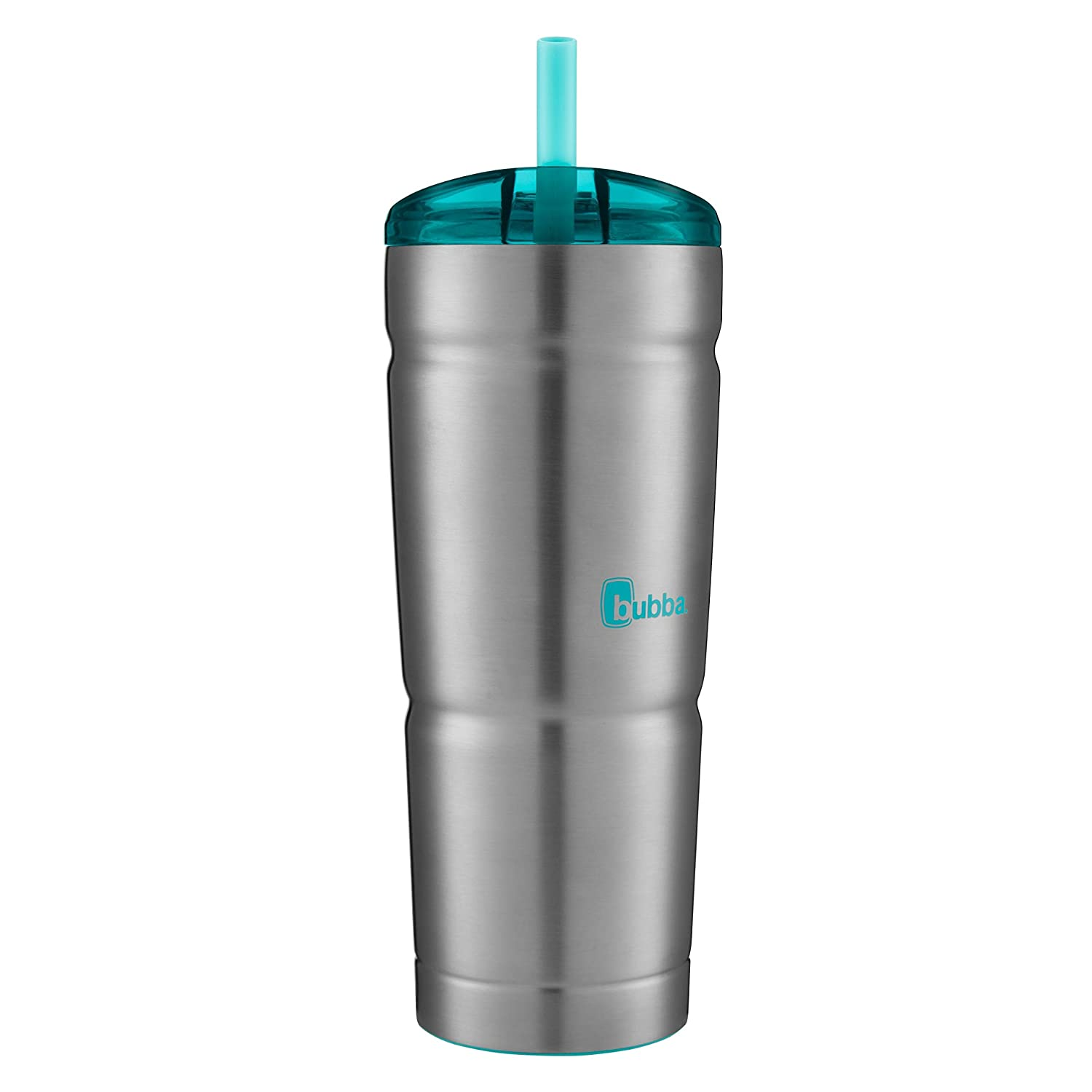 2 Pack Tidal Wave and Stainless Steel Bubba Envy S Vacuum-Insulated Tumbler 24 oz