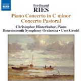 Ries: Piano Concertos, Vol. 4