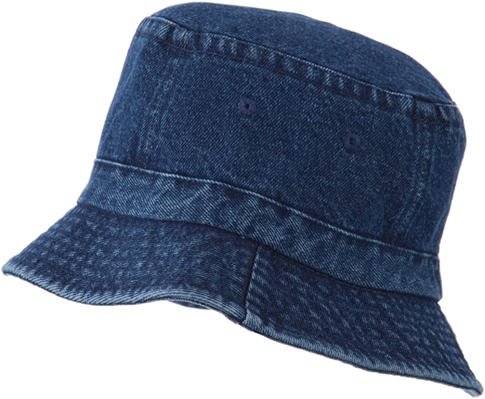 Cameo Youth Pigment Dyed Bucket Hat
