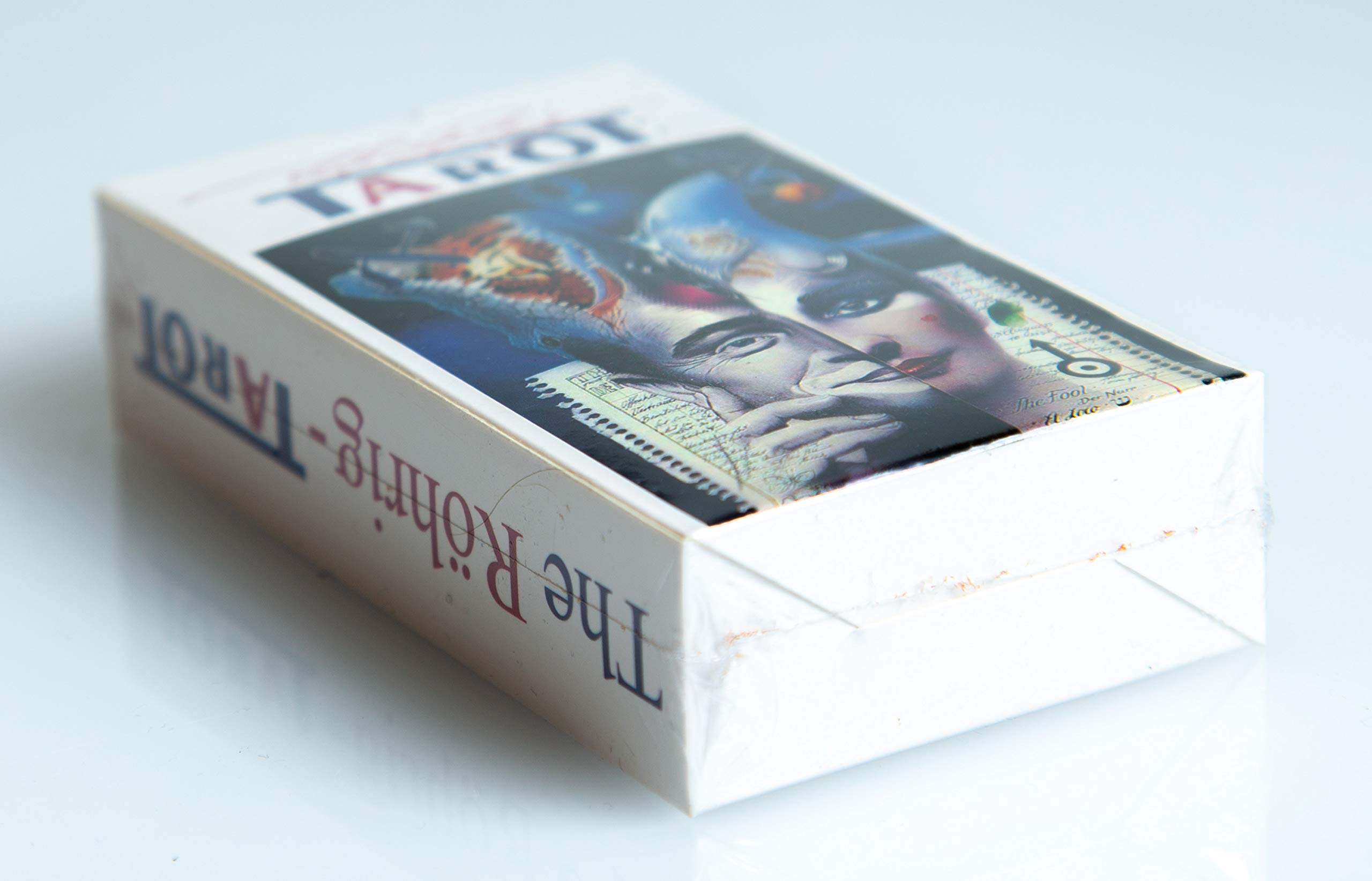 New 78 The Rohrig Tarot Tarot Cards Deck (Replica) Valentines Gift by Unknown (Image #2)
