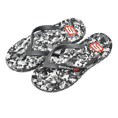 1dbe4875e Quick Surf Mens Summer Beach Surf Holiday Flip Flops Sandals Shoes (EU 43