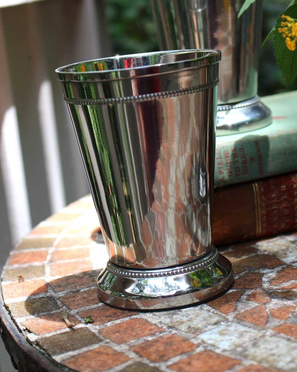 Silver Mint Julep Cup 4.75