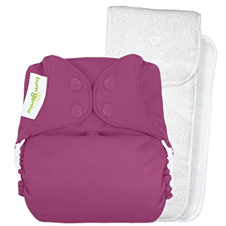 Amazon.com : BumGenius 4.0 Pocket Cloth Diaper - Snap - Dazzle - One Size : Baby Diaper Covers : Baby