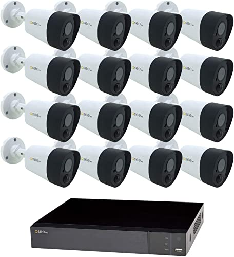 Q-See 16-Channel 5MP DVR Surveillance System