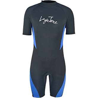 18 Layatone Wetsuit Shorts Men Premium 3mm Neoprene Diving Suit Keep Warm Wetsuits  Women - Surfing Suit 09fca1599