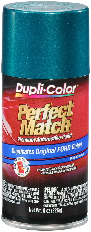 Dupli-Color (EBTY15607-6 PK Super Red II Toyota Exact-Match Automotive Paint - 8 oz. Aerosol, (Case of 6) by Dupli-Color
