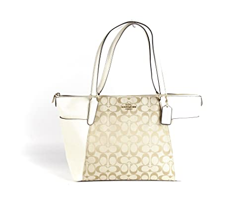 Coach 12 cm Signature Ava II Tote: Amazon.es: Zapatos y ...