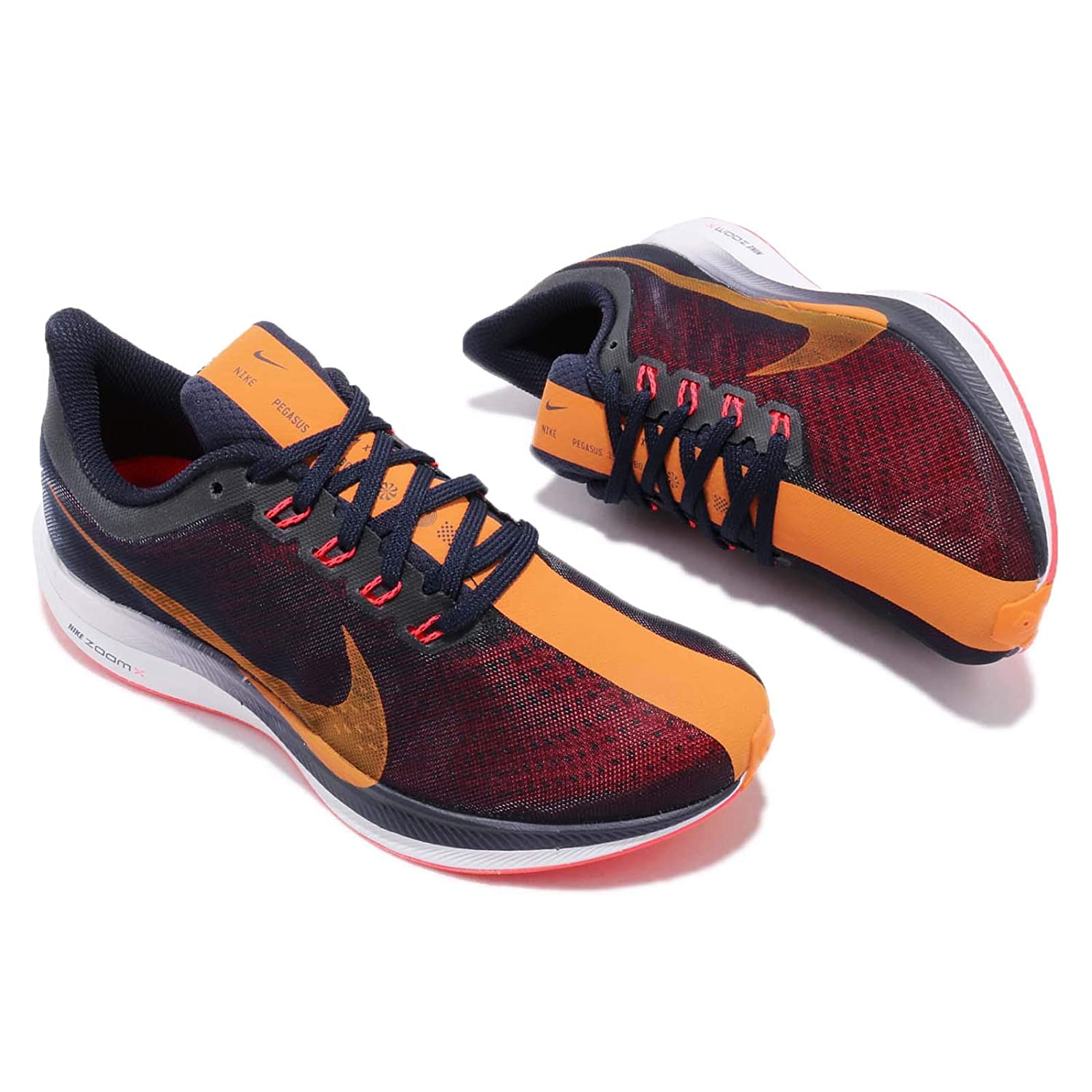 Amazon.com | NIKE W Zoom Pegasus 35 Turbo Womens Aj4115-486 Size 12 | Running