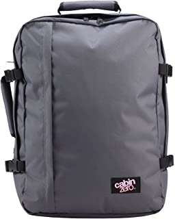 2460780aff CabinZero Ultra-Light Massive Capacity Cabin Sized Backpack Black ...