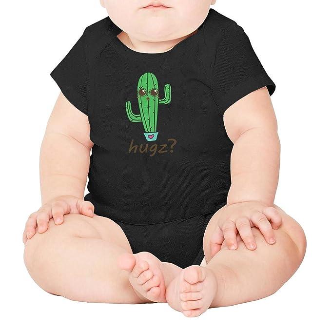 da26b2f8d Amazon.com  SHUOCDAH So Cute Cactus Baby Boys Cute Baby Onesies ...