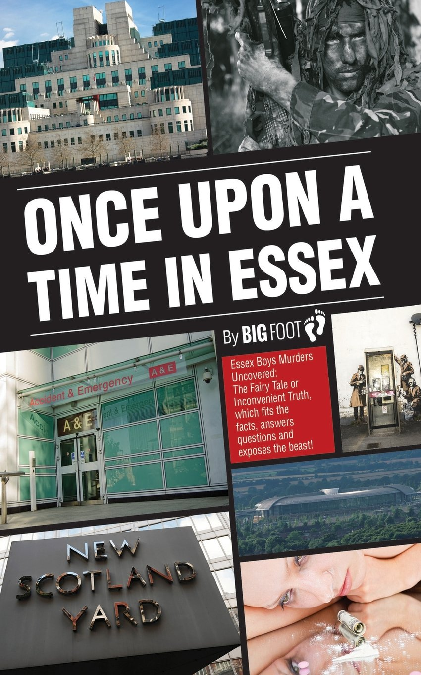 c454f875dc119 Once Upon A Time in Essex  The Essex Boy Murders (Inglés) Tapa blanda – 4  ago 2016