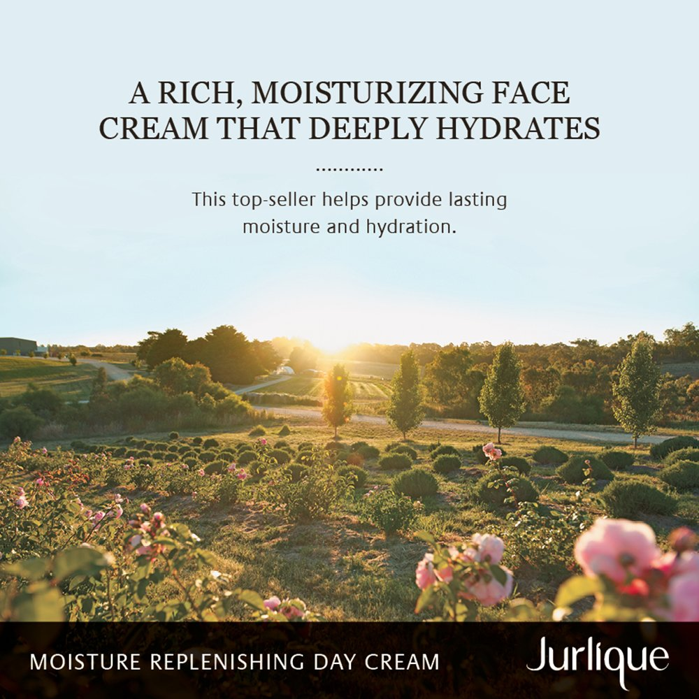 Jurlique Moisture Replenishing Day Cream – 1.4 Oz