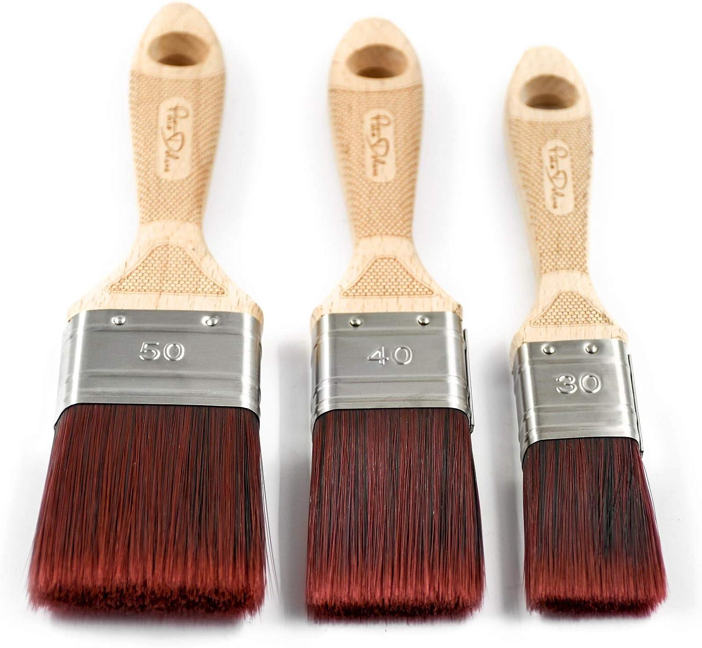 Professionnel et Set pinceau de qualité 3 pièces haute qualité ...