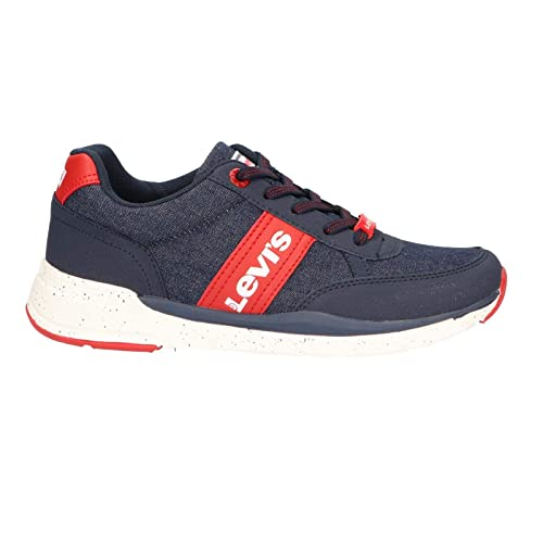 Zapatillas Deporte de Niño y Niña y Mujer Levis VORE0003T Oregon 2662 Blue: Amazon.es: Zapatos y complementos