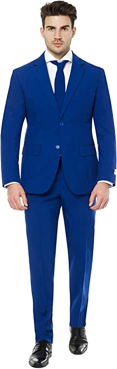 1960s Mens Suits | 70s Mens Disco Suits Opposuits - Mens - Solid Color Prom Party Suits for Men $124.68 AT vintagedancer.com