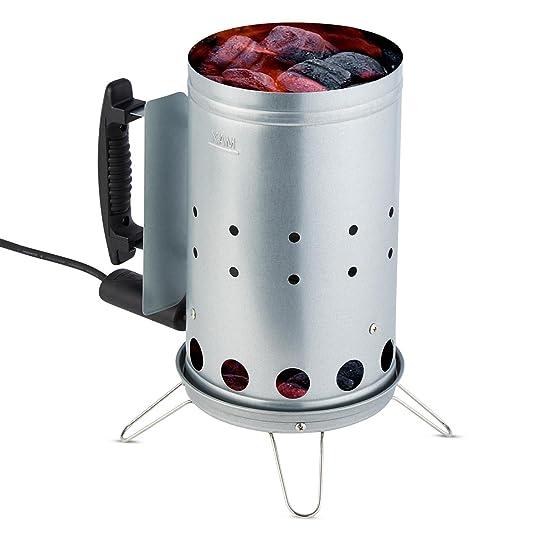 barbecue charbon allumage rapide
