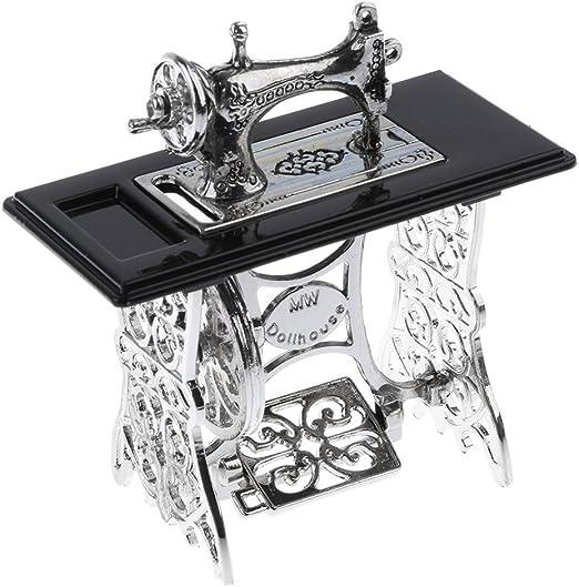 Faironly - Máquina de Coser en Miniatura, Juguetes, Regalos para ...