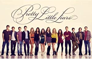 Swarouskll Pretty Little Liars Tv Show Canvas Wall Art Painting Poster Prints Picture for Living Room Home Decor PicturesGift -20x28 Inch No Frame