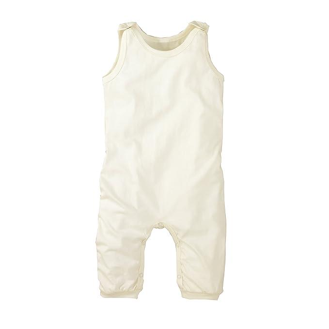 verschiedene Stile suche nach neuestem amazon wellyou | Baby-Strampler | Kinder-Strampler | Ecru-weiß | Strampelanzug für  Jungen und Mädchen | Single-Jersey aus 100% Baumwolle