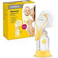 Medela Harmony Handmelkpomp, Met 2-Fase Expressie-Technologie, Compact, Licht, Ideaal Voor Onderweg, Geel