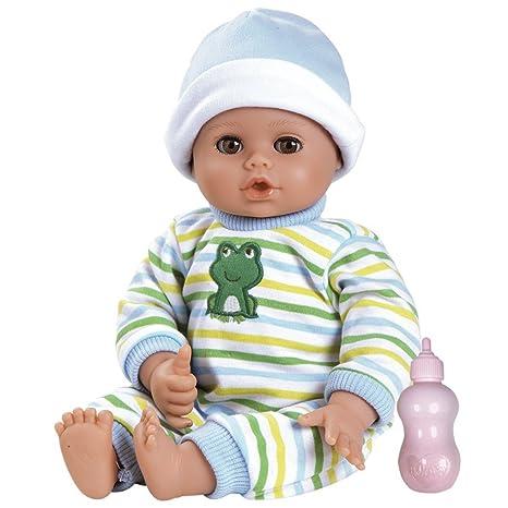 61aec28c4f Amazon.com  Adora PlayTime Baby Boy Doll