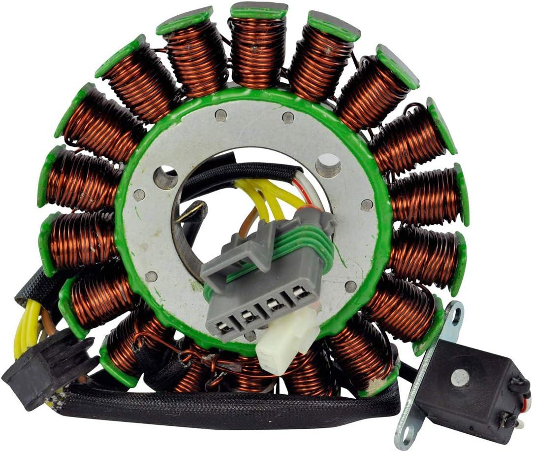 Generator Stator For Polaris Ranger 500/Crew 500 Sportsman 500/HO/X2 500 2005-2014 OEM Repl.# 3089906 3089959 3089579 3090081
