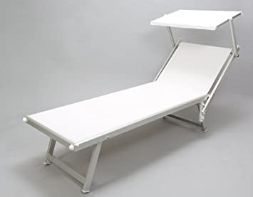 Chaise Lounge With U0026quot;Shade Roofu0026quot;