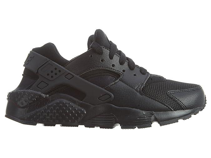Nike Huarache Run (GS), Zapatillas Unisex Niños, Negro (Black/Black-Black 016), 37.5 EU: Amazon.es: Zapatos y complementos