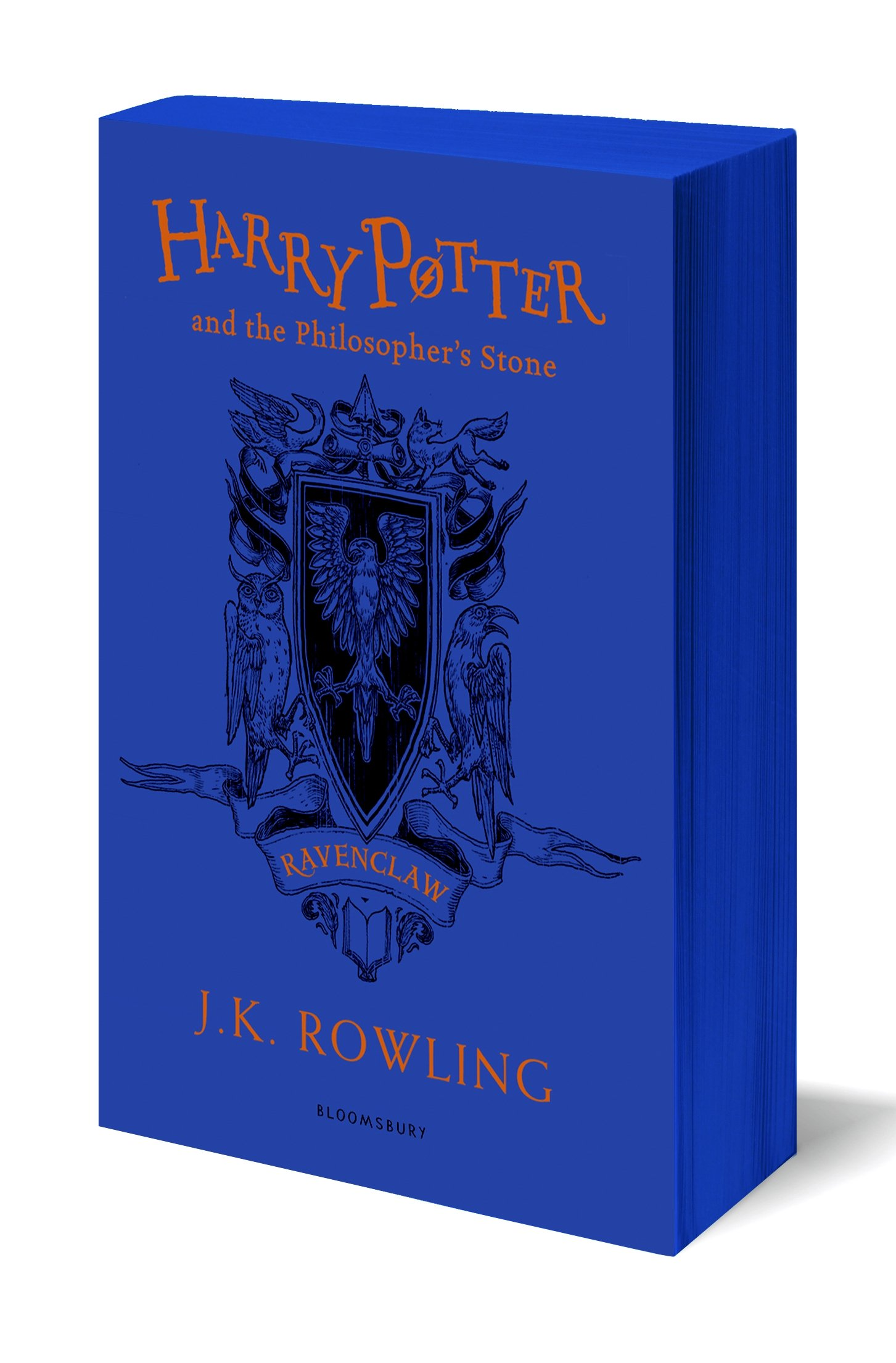 Harry Potter And The Philosophers Stone. Ravenclaw: Amazon ...