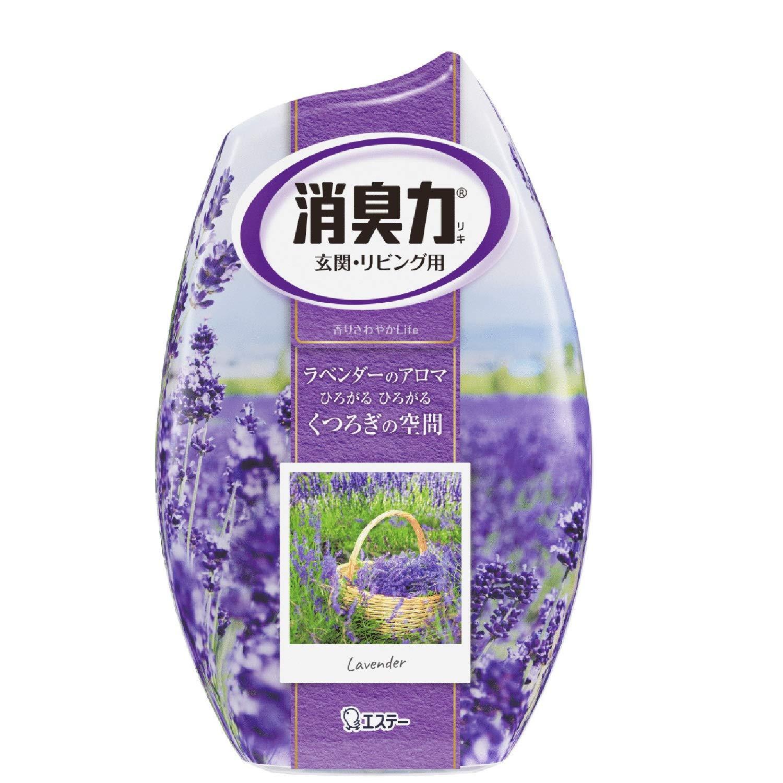 Shoshu-Riki Deodorizer for Room - Lavender (400ml)