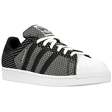 adidas Superstar Weave Mens Trainers in Black